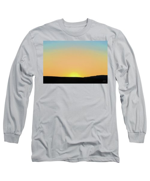 Southwestern Sunset Long Sleeve T-Shirt