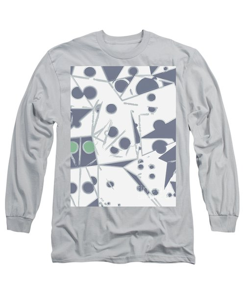 Space Warp  Long Sleeve T-Shirt