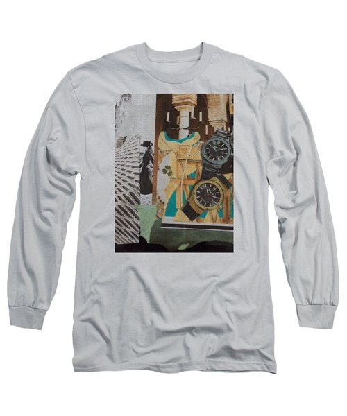 Spain Collage Long Sleeve T-Shirt