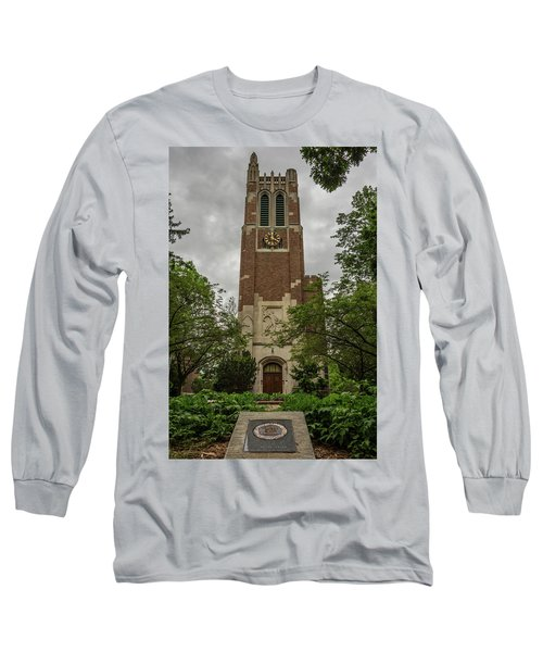 Spartan Bell Tower Long Sleeve T-Shirt