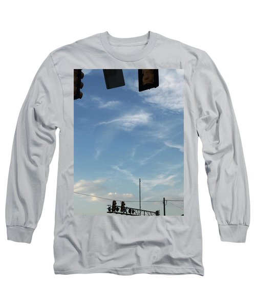 Special Day-hand From Heaven  Long Sleeve T-Shirt