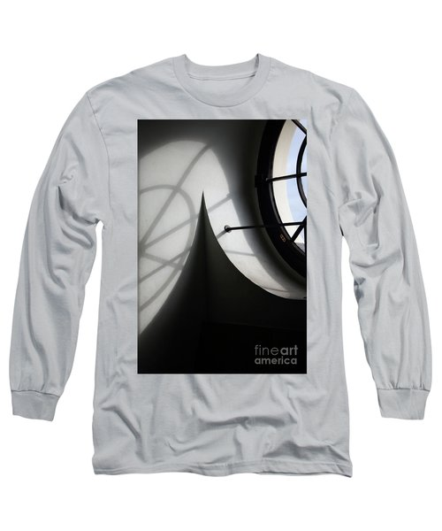 Spiral Window Long Sleeve T-Shirt by Ana Mireles