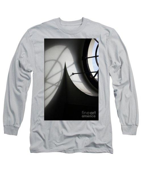 Spiral Window Long Sleeve T-Shirt