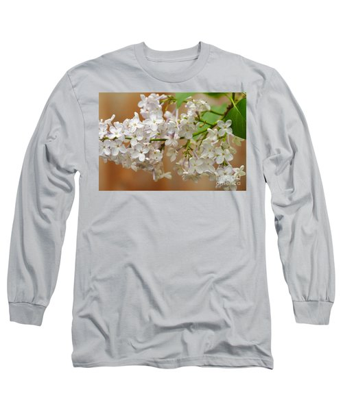 Long Sleeve T-Shirt featuring the photograph Spring 2016 15 by Cendrine Marrouat