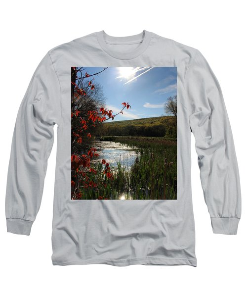 Spring Awakening Long Sleeve T-Shirt