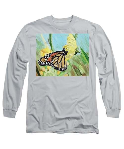 Spring Colors Long Sleeve T-Shirt