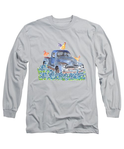 Spring Coop Pe016 Long Sleeve T-Shirt