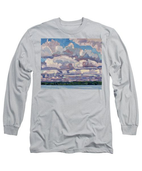 Spring Cumulus Long Sleeve T-Shirt