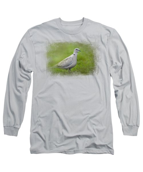 Spring Dove Long Sleeve T-Shirt