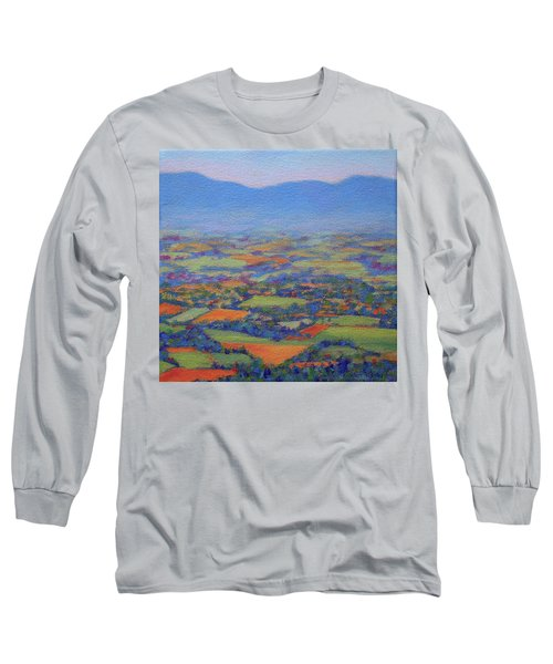 Spring Patchwork 2 Long Sleeve T-Shirt