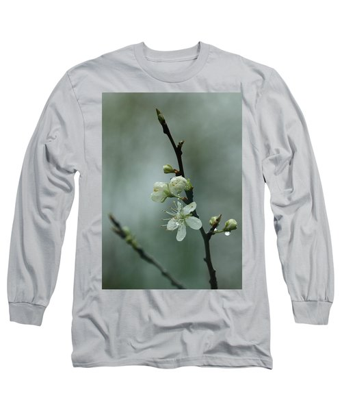 Spring Rain Mood Long Sleeve T-Shirt