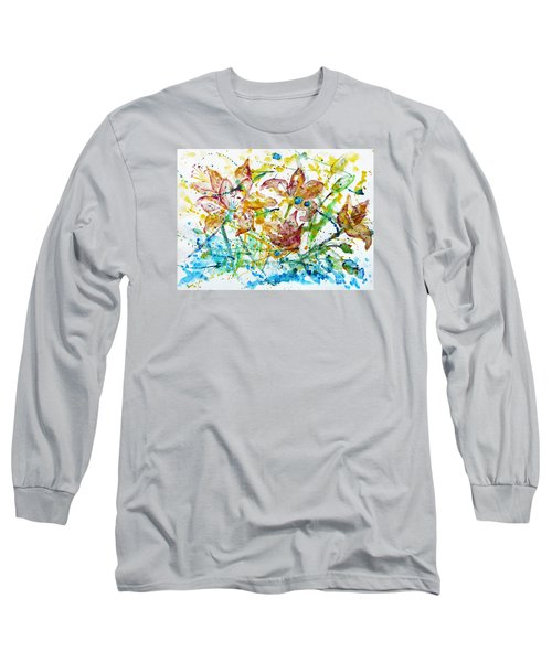 Spring Rhapsody Long Sleeve T-Shirt