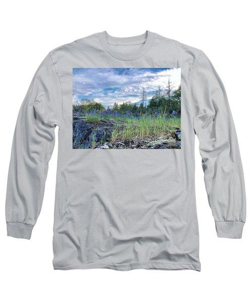 Spring Sky Long Sleeve T-Shirt