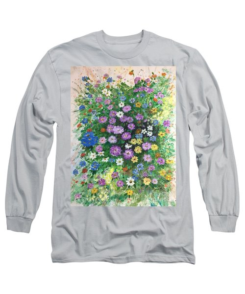 Spring Splendor Long Sleeve T-Shirt