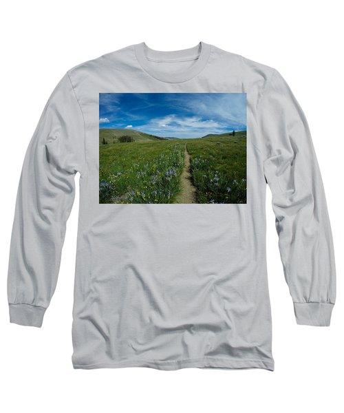 Spring's Sprung Long Sleeve T-Shirt