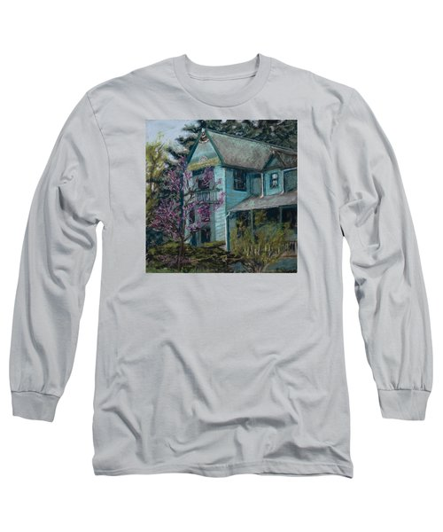 Springtime In Old Town Long Sleeve T-Shirt