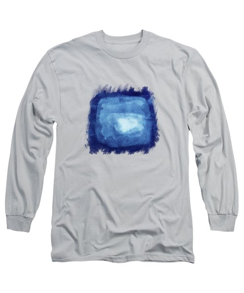 Squaring The Moon Long Sleeve T-Shirt by AugenWerk Susann Serfezi