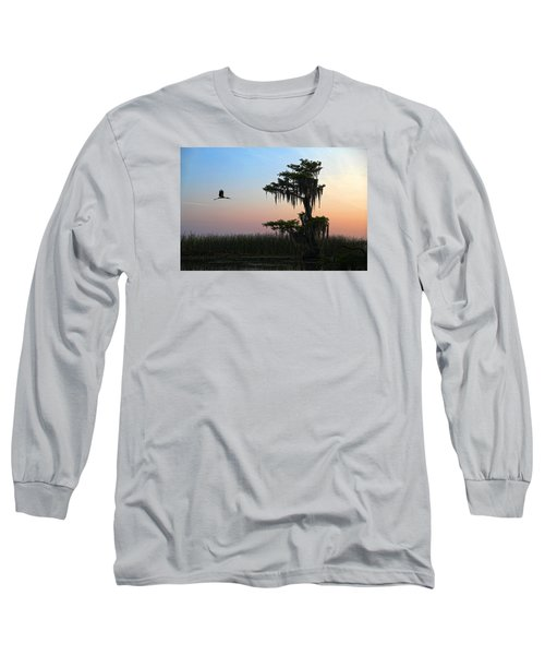 St Augustine Morning Long Sleeve T-Shirt