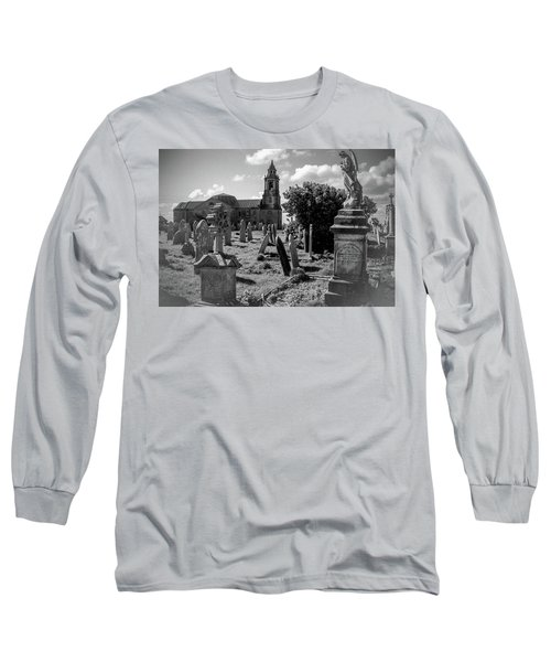 St Georges Angel Long Sleeve T-Shirt