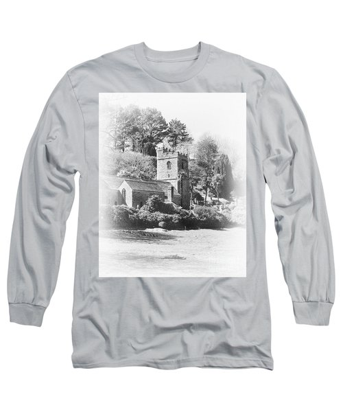 St Just Church Vignette Long Sleeve T-Shirt