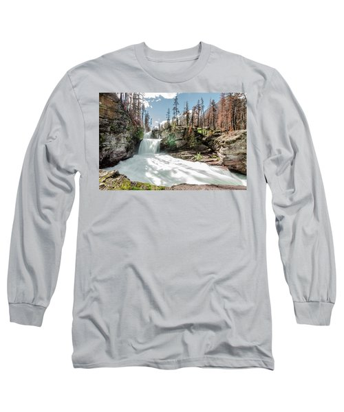 St. Mary Falls Long Sleeve T-Shirt