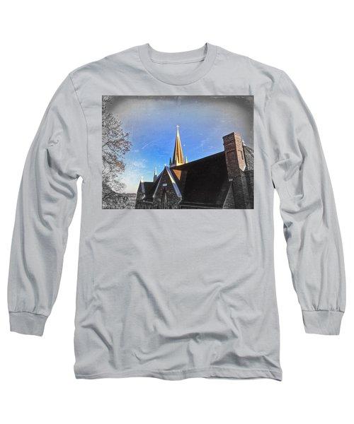 St. Peter's Spire Long Sleeve T-Shirt