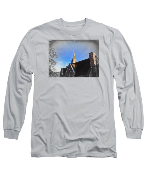 St. Peter's Spire Long Sleeve T-Shirt