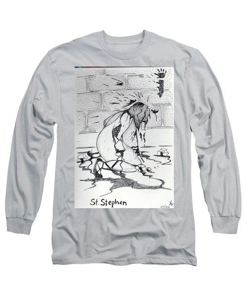 St Stephen Long Sleeve T-Shirt