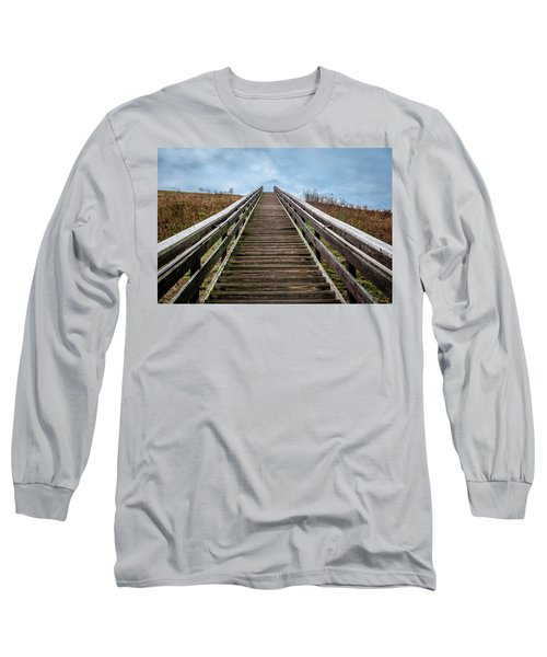 Stairway To The Sky Long Sleeve T-Shirt