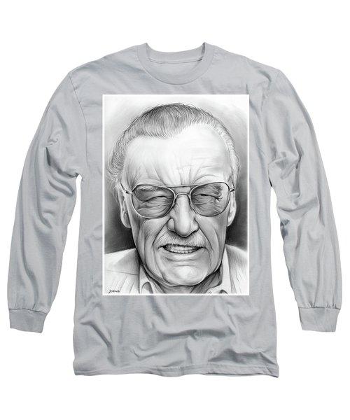 Stan Lee Long Sleeve T-Shirt