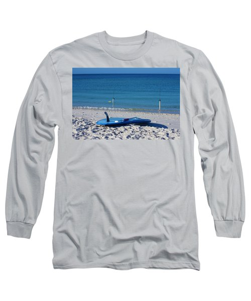 Stand Up Paddle Board Long Sleeve T-Shirt