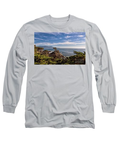 Standing Watch Long Sleeve T-Shirt by Gina Savage