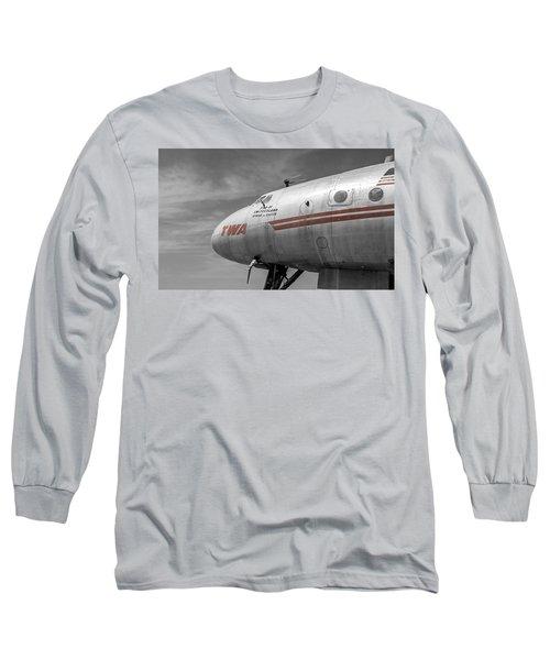 Star Of Switzerland Long Sleeve T-Shirt
