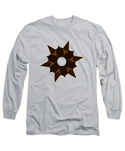 Star Record No. 2 Long Sleeve T-Shirt by Stephanie Brock