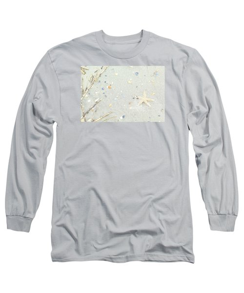Starfish.... Long Sleeve T-Shirt by Tammy Schneider