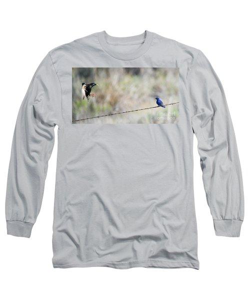 Starling Attack Long Sleeve T-Shirt
