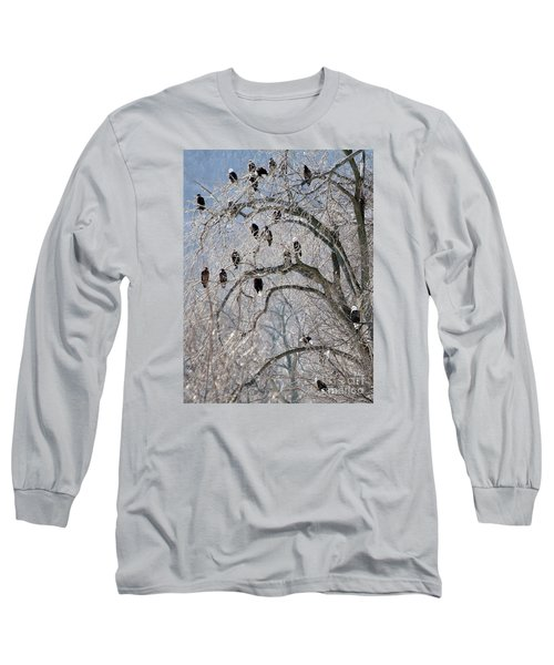 Starved Rock Eagles Long Sleeve T-Shirt