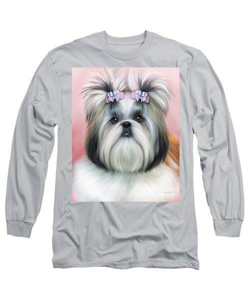 Stassi The Tzu Long Sleeve T-Shirt
