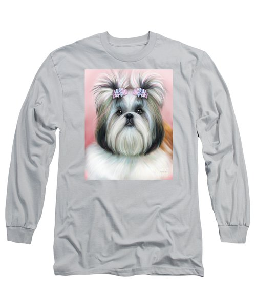Stassi The Tzu Long Sleeve T-Shirt