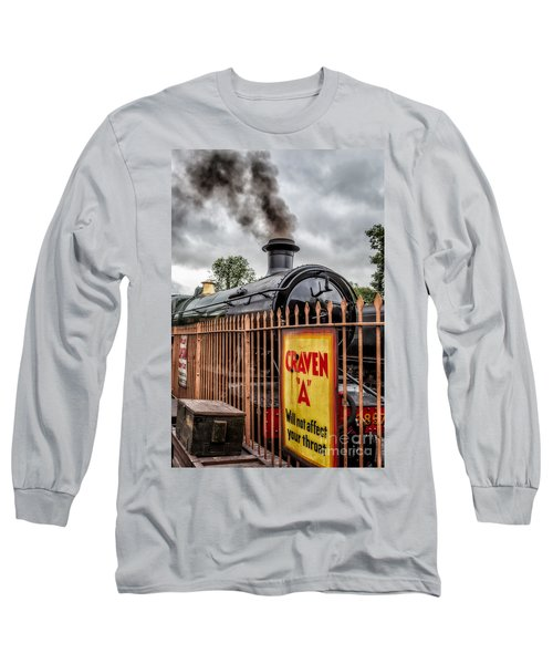 Station Signs Long Sleeve T-Shirt
