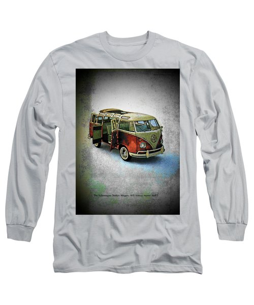 Station Wagon Long Sleeve T-Shirt