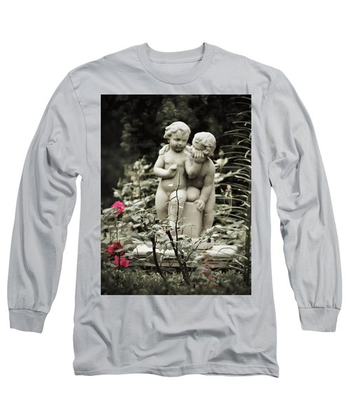 Statue Of Love Long Sleeve T-Shirt