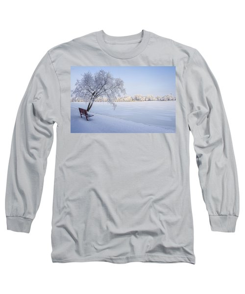 Stay A While Long Sleeve T-Shirt