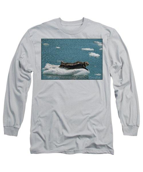 Staying Cool Long Sleeve T-Shirt