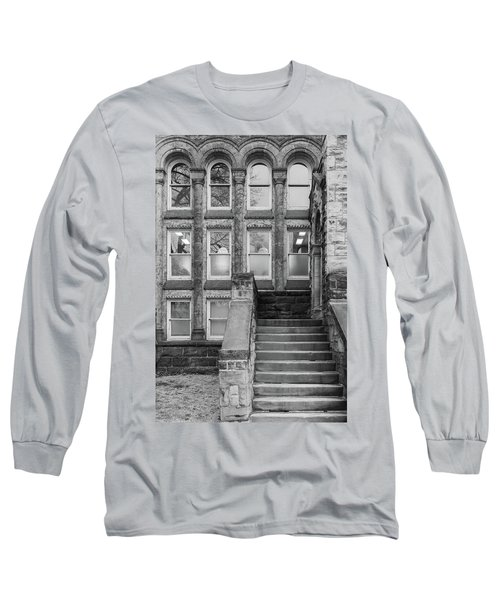 Steps Up Long Sleeve T-Shirt