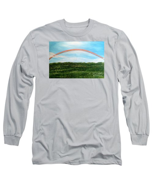 Still Searching For Somewhere Over The Rainbow? Long Sleeve T-Shirt