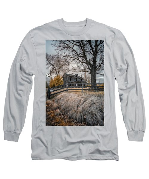 Still Standing Ir Long Sleeve T-Shirt