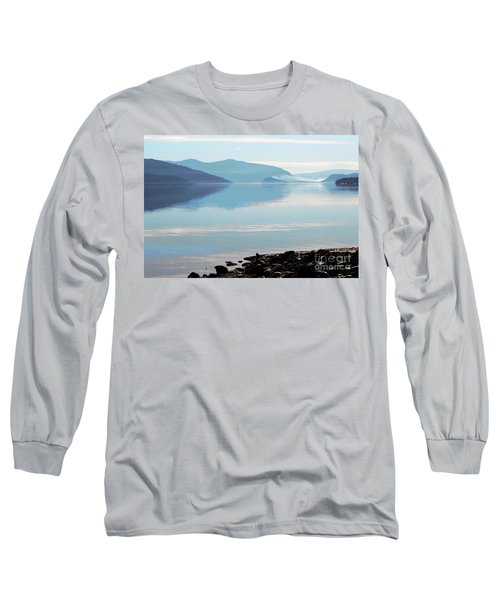 Long Sleeve T-Shirt featuring the photograph Still by Victor K