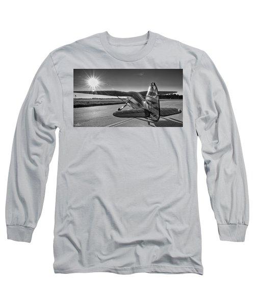 Stinson On The Ramp Long Sleeve T-Shirt