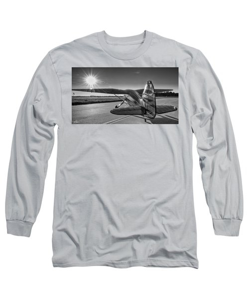 Stinson On The Ramp Long Sleeve T-Shirt